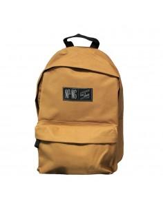 Mochila bagpack NPNG CARAMEL en polyester, color ARENA