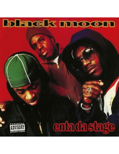 """VINILO LP BLACK MOON """"ENTA DA STAGE"""""""