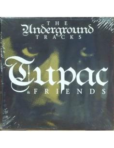 """VINILO LP TUPAC & FRIENDS """"UNDERGROUND TRACKS"""""""