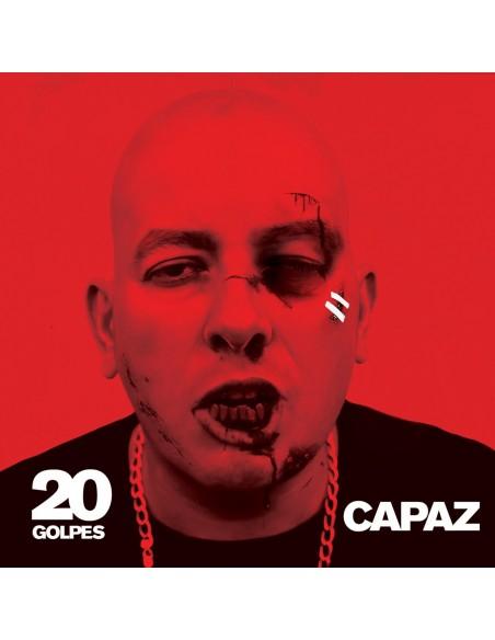 "CD CAPAZ ""20 GOLPES"""