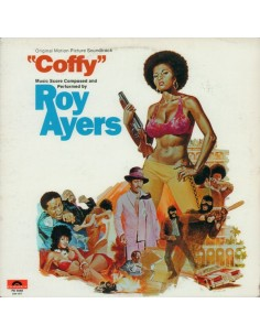 "VINILO LP ROY AYERS ""COFFY"""