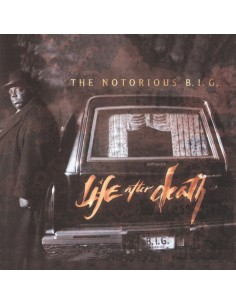 "2CD NOTORIOUS B.I.G. ""LIFE AFTER DEATH"""