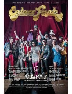 """Revista ENLACE FUNK Nº 59 + VINILO 7"""""""