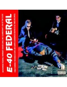 """VINILO LP E-40 """"FEDERAL"""""""