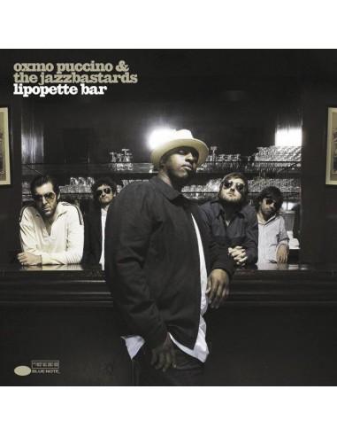 "VINILO LP OXMO PUCCINO & THE JAZZ BASTARDS ""LIPOPETTE BAR"""