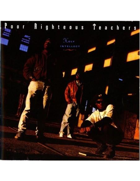 """VINILO LP POOR RIGHTEOUS TEACHERS """"HOLY INTELLECT"""""""