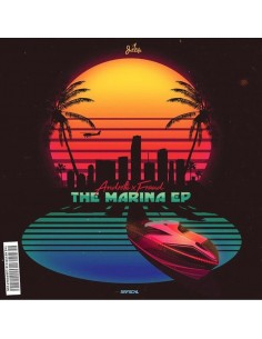 "VINILO LP CURREN$Y X HARRY FRAUD ""THE MARINA EP"""