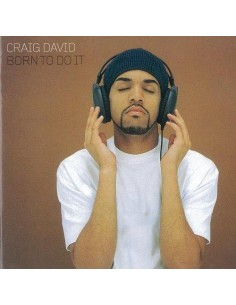 "VINILO 2LP CRAIG DAVID ""BORN TO DO IT"""