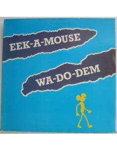 "VINILO LP EEK-A-MOUSE ""WA-DO-DEM"""