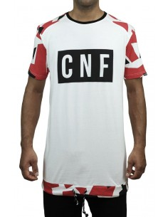 Camiseta long CNF GEOMETRIC CAMO