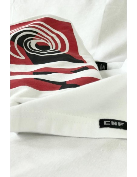 Camiseta long CNF GEOMETRIC CAMO