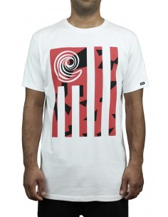 Camiseta CNF GEOMETRIC FLAG