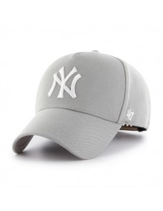 Gorra curved struct fit 47 BRAND NEW YORK YANKEES GREY