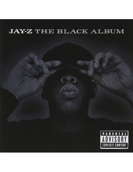 """CD JAY-Z """"THE BLACK ALBUM"""""""
