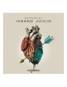 "CD RAPSUSKLEI ""INSANO JUICIO"""