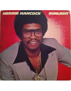 "VINILO LP HERBIE HANCOCK ""SUNLIGHT"""