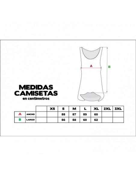 """Camiseta chica JAVATO JONES """"ESCORIA"""" GRIS"""