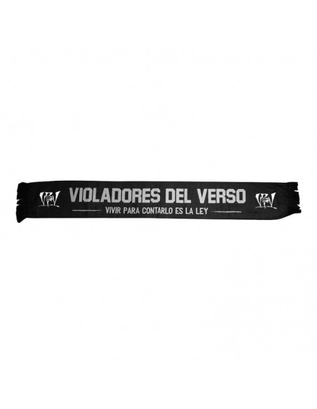 PACK VIOLADORES DEL VERSO BUFANDA + GORRO LANA