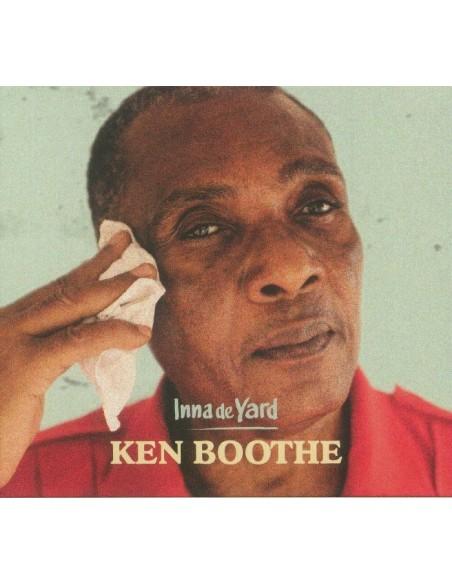 """VINILO LP KEN BOOTHE """"INNA DE YARD"""""""