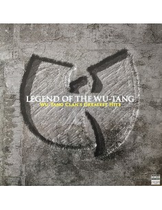 "VINILO 2LP WU-TANG CLAN ""LEGEND OF THE WU-TANG"""