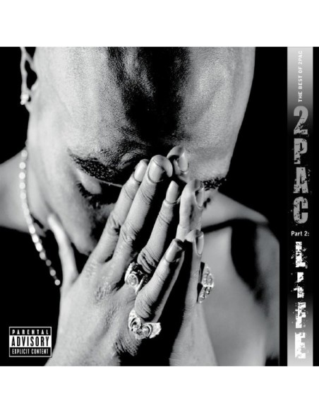 "CD 2PAC ""BEST OF 2PAC: PT.2: LIFE"""
