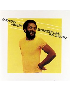 "ROY AYERS ""EVERYBODY LOVE THE SUNSHINE"" LP"