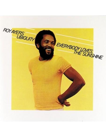 "ROY AYERS ""EVERYBODY LOVE THE SUNSHINE"" LP"