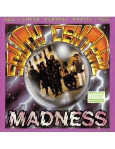 "VINILO LP SOUTH CENTRAL CARTEL ""SOUTH CENTRAL MADNESS"""