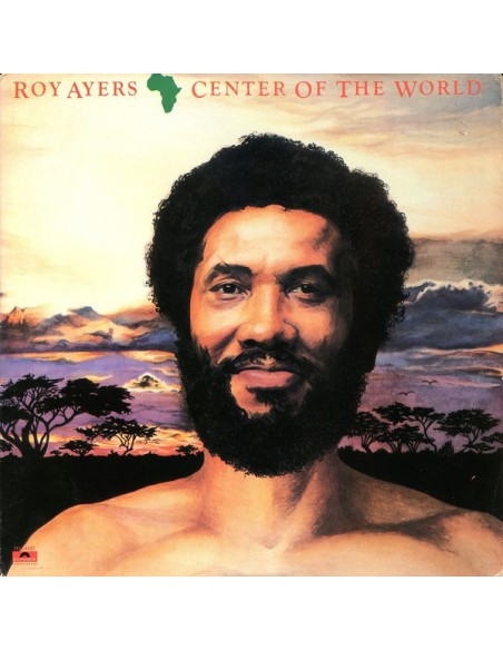 "VINILO LP ROY AYERS ""CENTER OF THE WORLD"""