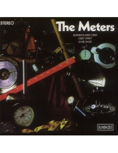 "VINILO LP THE METERS ""METERS"""