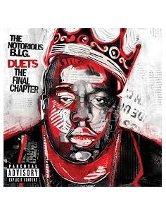 "CD THE NOTORIOUS BIG ""DUETS: THE FINAL CHAPTER"""