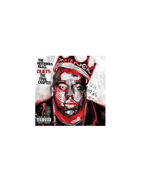 """CD THE NOTORIOUS BIG """"DUETS: THE FINAL CHAPTER"""""""