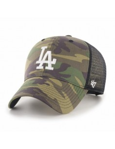 Gorra trucker 47 BRAND LOS ANGELES DODGERS CAMO