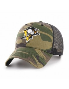 Gorra trucker 47 BRAND PITTSBURGH PENGUINS CAMO