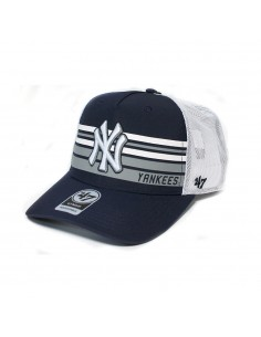 Gorra curved 47 BRAND NEW YORK YANKEES STEEL GREY