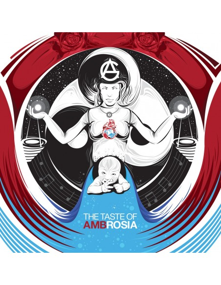 "VINILO LP A.G. ""TASTE OF AMBROSIA"""