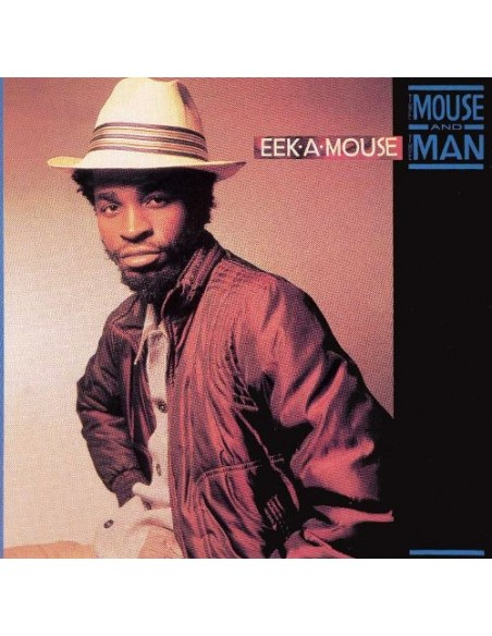 """VINILO LP EEK-A-MOUSE """"THE MOUSE AND THE MAN"""""""