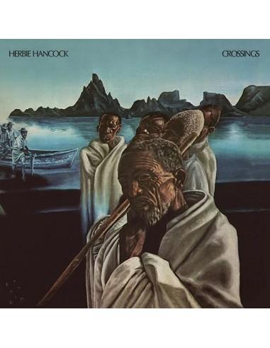 """VINILO LP HERBIE HANCOCK """"CROSSINGS"""""""