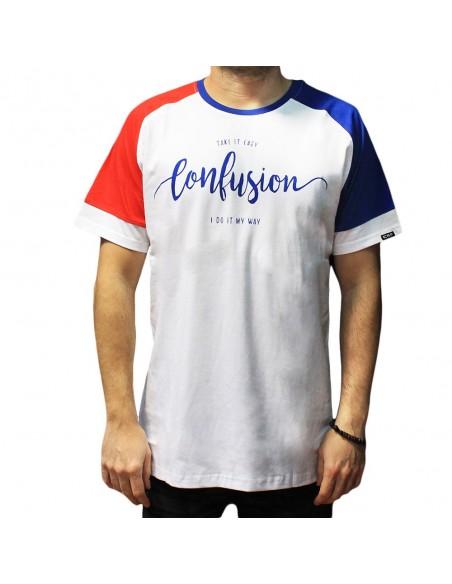 Camiseta CNF TAKEITEASY COLORFUL