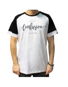 Camiseta CNF TAKEITEASY BLACK