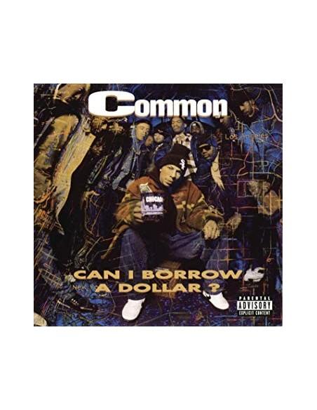 "VINILO LP COMMON ""CAN I BORROW A DOLLAR?"""