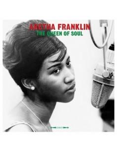 "VINILO LP ARETHA FRANKLIN ""QUEEN OF SOUL"""
