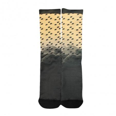 Calcetines NPNG LONELY en polyester con sublimación