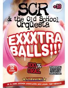 EXXXTRA BALLS!!! Cd