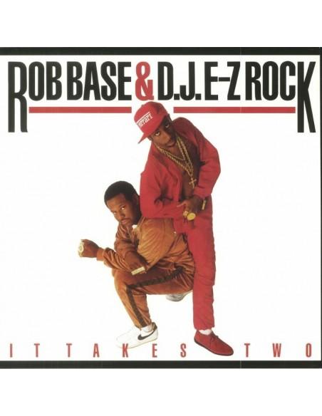"""VINILO LP ROB BASE & DJ EZ ROCK """"IT TAKES TWO"""""""