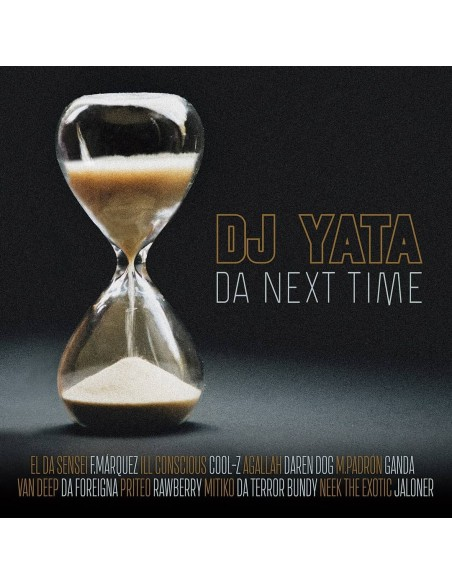 "VINILO LP DJ YATA ""DA NEXT TIME"""