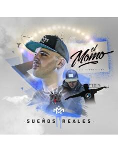 """RESERVA CD EL MOMO A.K.A. MARIO MAHER """"SUEÑOS REALES"""""""
