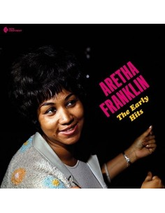 "VINILO LP ARETHA FRANKLIN ""EARLY HITS"""
