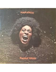 "VINILO LP FUNKADELIC ""MAGGOT BRAIN"""