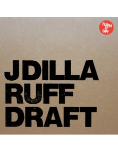 "VINILO 2LP J DILLA ""RUFT DRAFT"""